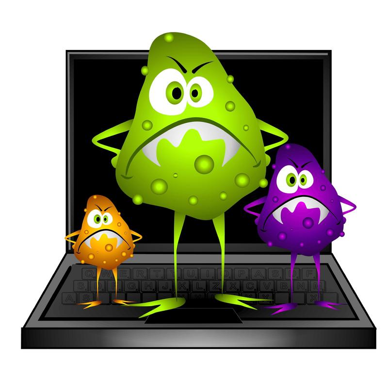 Virus and Spyware Removal