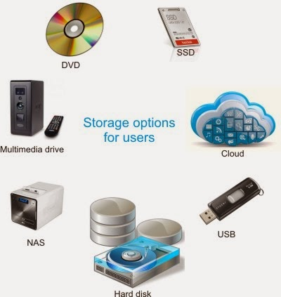 Data Storage Options