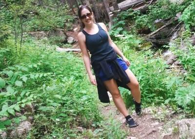 hiking at Italianos
